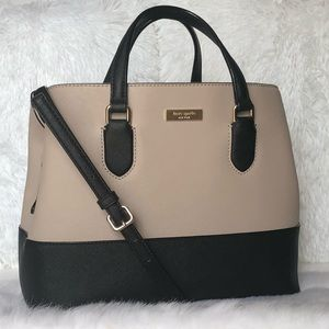 ⭐️Kate Spade Two Tone Leather Satchel⭐️